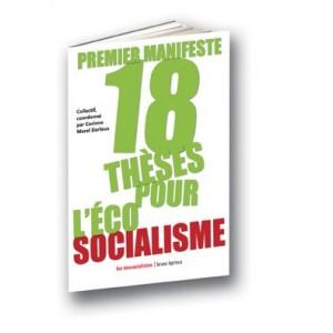 Premier manifeste 18 thèses pour l'écosocialisme